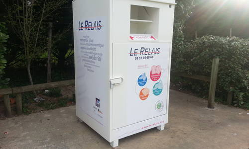 "Container ""Point Relais"""